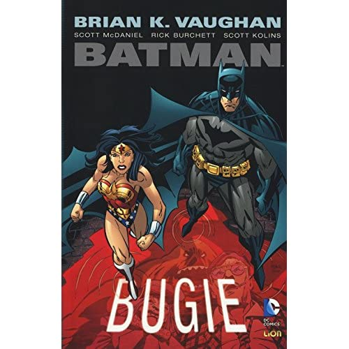Bugie. Batman