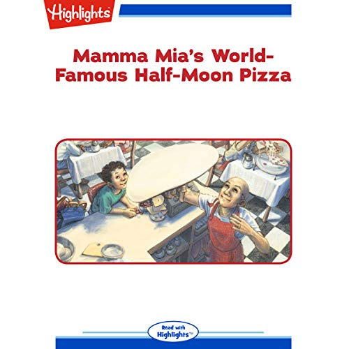 Mamma Mia's World-Famous Half-Moon Pizza copertina
