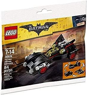 LEGO The LEGO Batman Movie Mini Ultimate Batmobile (30526) Bagged