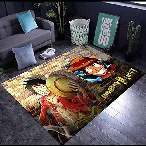 Sala de Estar Pasillo baño Dormitorio sofá cojín Lindo Piso de Dibujos Animados Alfombra Alfombra-A_120X200CM