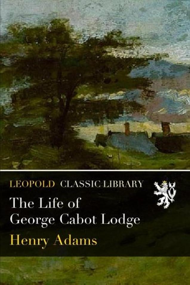 取り壊す衝突横向きThe Life of George Cabot Lodge