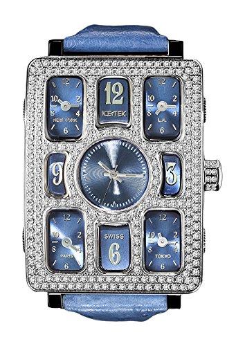 [アイステック] 腕時計 5TZ1-C4 Quintempo 1 Blue 正規輸入品