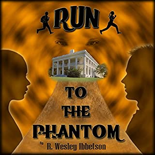 Run to the Phantom audiobook cover art