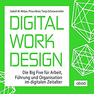 Digital Work Design Titelbild