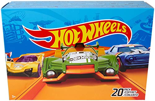 hot wheels 20 car gift pack - 1