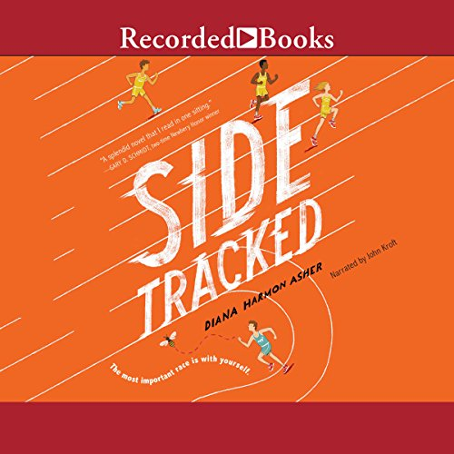 Sidetracked audiobook cover art