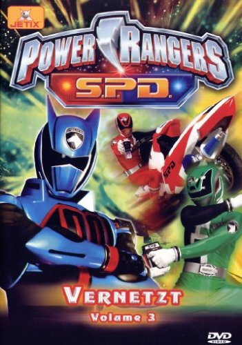 Power Rangers - S.P.D. Vol. 3 (Episoden 07-10)