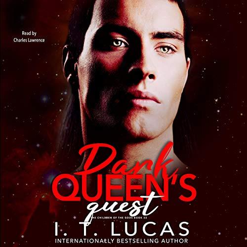 Dark Queen's Quest audiobook cover art