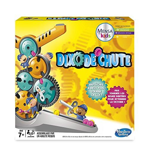 Hasbro Dix de Chute - Jeu de societe de stratégie - Version française