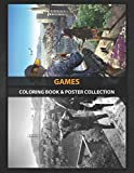Coloring Book & Poster Collection: Games Watch Dogs 2 High Definition...