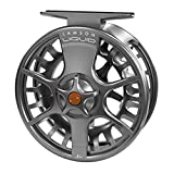 Lamson Liquid -5+ Reel Smoke