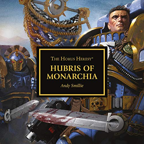Hubris of Monarchia audiobook cover art