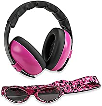 Banz Mini Earmuff Protection Set, Magenta, Mini