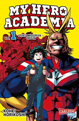My Hero Academia 1: Der neue Smasher aus Japan!