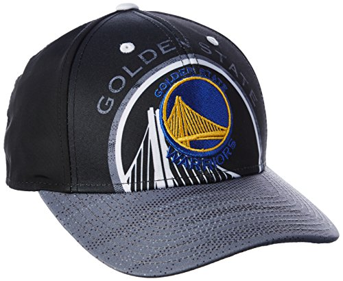 adidas Cap Warriors Gorra, Hombre, Negro/Azul/Amarillo, OSFL