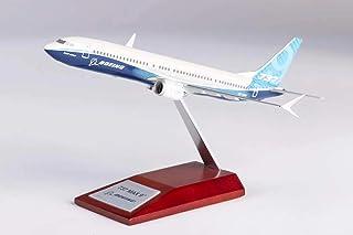 【ボーイング公式】Boeing 737 MAX 9 デスクトップモデル 1/200