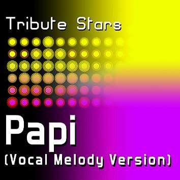 Jennifer Lopez - Papi (Vocal Version)