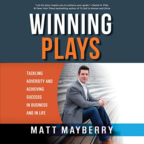 Winning Plays audiobook cover art