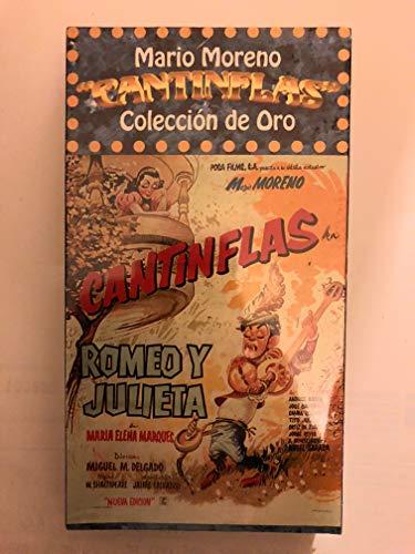 Romeo y Julieta [USA] [VHS]