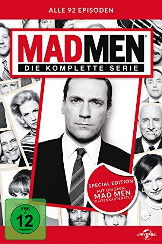 Die komplette Serie (Special Limited Edition inkl. Visitenkarten-Etui) (30 DVDs)
