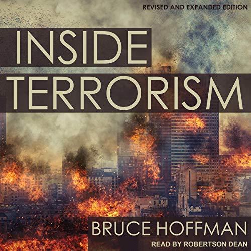 Page de couverture de Inside Terrorism