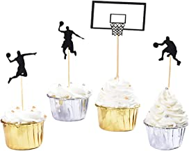basketball themed wedding cake toppers