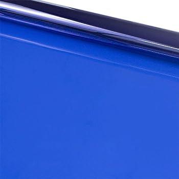 40x50cm Transparent Color Correction Lighting Film Plastic Sheets Blue82d Gazechimp Universal Gels Lighting Filter Kit For Camcorder Led Video Light Graduated Color Filters
