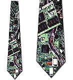 WILHJGH Cravatta per circuiti stampati da uomo