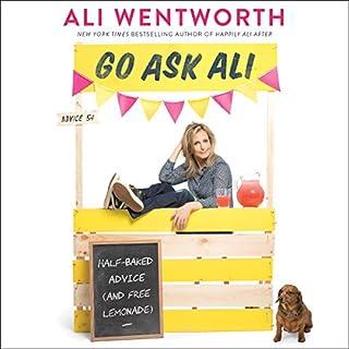 Go Ask Ali audiobook cover art