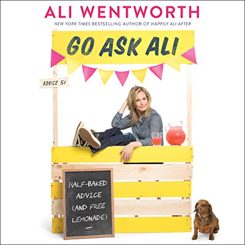 Go Ask Ali audiobook cover art
