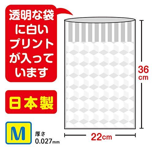 日本技研工業防臭袋クリアMBB-M110個セット