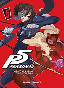 Persona 5 Edition simple Tome 5