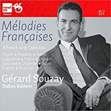 Melodies Francaises: A French Song Collection