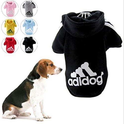 KayMayn Hundemantel Haustier Mantel Hund Kleider Mantel Kleidung Pullover Haustier Welpen T-Shirt, Verschiedene Größen von S bis 9XL