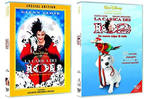 LA CARICA DEI 101 E 102 (2 FILM - 2 DVD) EDIZIONE ITALIANA