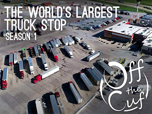 Iowa 80 - The World's Largest Truck Stop