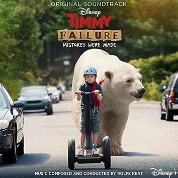 Timmy Failure: Mistakes Were Made (Original Soundtrack)