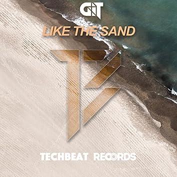 Like the Sand