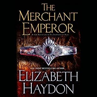 The Merchant Emperor audiobook cover art