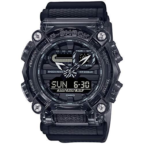 G-Shock GA900SKE-8A Transparente/Gris Talla única