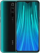 """Xiaomi Redmi Note 8 Pro Teléfono 6GB RAM + 128GB ROM, Pantalla Completa de 6.53"""", CPU MTK Helio G90T Octa-Core, 20MP Frontal y 64MP AI Cuatro Cámara Trasera Móviles Versión Global (Verde)"""