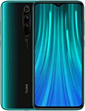 "Xiaomi Redmi Note 8 Pro Smartphone,6GB RAM 64GB ROM Mobilephone,Pantalla Completa de 6.53"",MTK Helio G90T Octa Core,Carga Rápida de 4500 mAh,Quad Cámara(64MP + 8MP + 2MP + 2MP) Versión Global(Verde)"