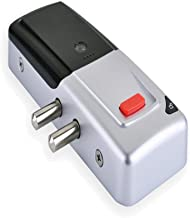MLZWS Draadloos Elektrisch Deurslot Insteekslot Afstandsbediening Open Deur Bolt Lock Veiligheidsslot Hardware