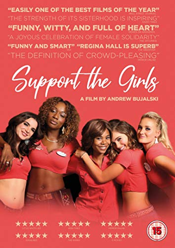 Support The Girls [DVD] [Reino Unido]