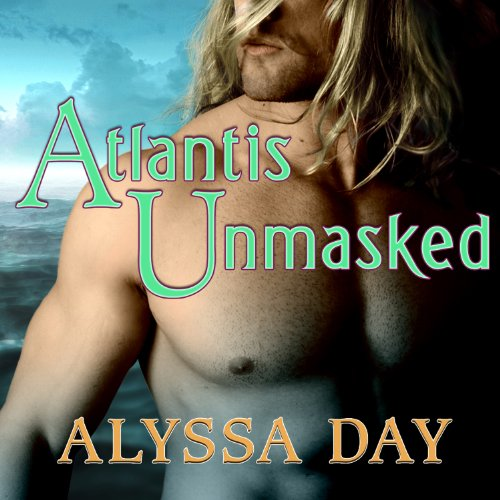 Atlantis Unmasked audiobook cover art