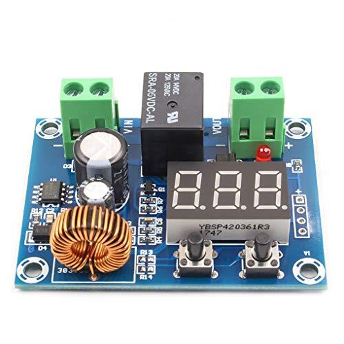 Daindy XH-M609 DC 12V-36V Voltage Protection Module Low Voltage Disconnect Precise Undervoltage Protection Board