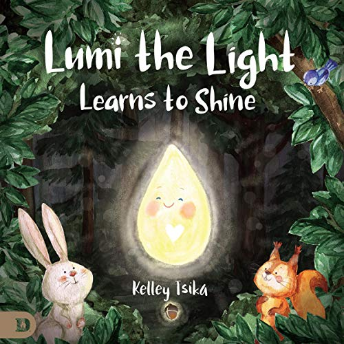 Lumi the Light Learns to Shine audiobook cover art