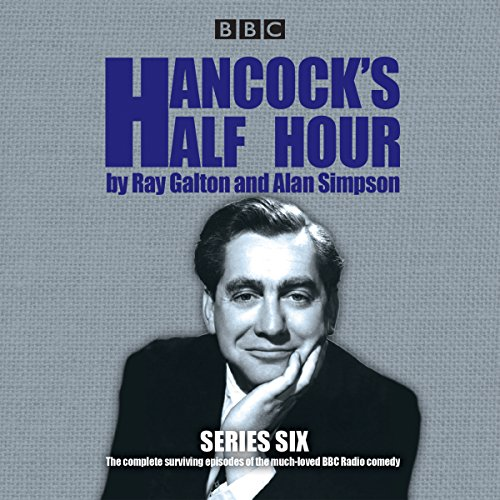 Hancock's Half Hour, Series 6 audiobook cover art