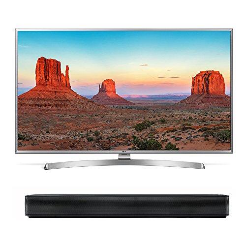 LG 50UK6550PUB.AWM Combo Smart TV 50'+ Soundbar SK1, Built in Wi-Fi (2018)