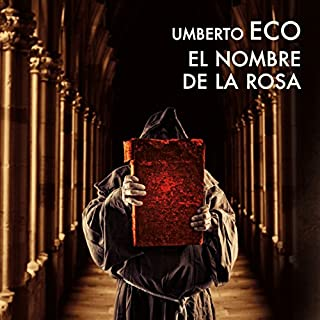 El nombre de la rosa [The Name of the Rose] cover art